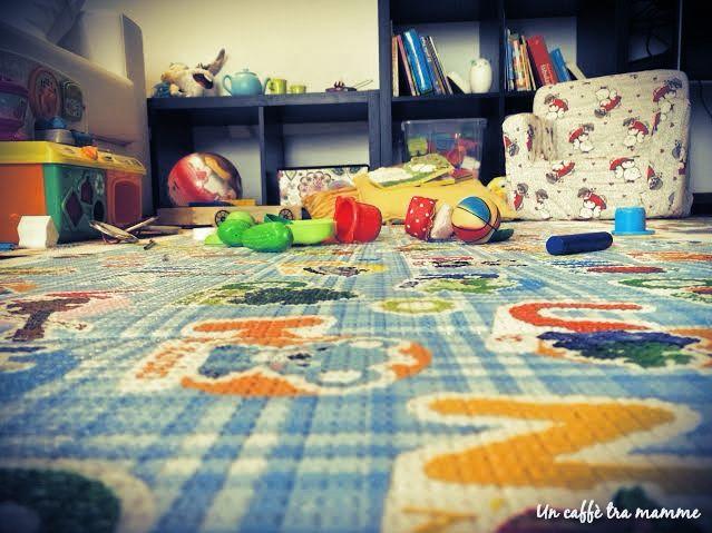 Tappeto Morbido Per Gattonare : Consigli pratici per organizzare l angolo gioco dei bimbi un
