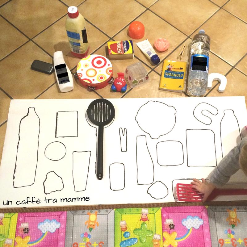 3 giochi fatti in casa per stimolare la mente dei bimbi - Parcheggiano davanti casa cosa si puo fare ...